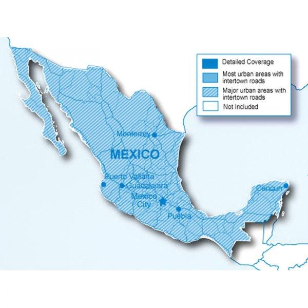 Garmin 0101075500 City Navigator NT Maps Mexico microSD with – Mapsmexico
