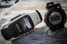Garmin® - Foretrex GPS Watches and Virb HD Camera