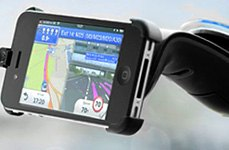 Garmin® - iPhone Windshield Mounted