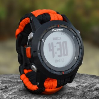 Garmin® - Red Foretrex GPS Watches
