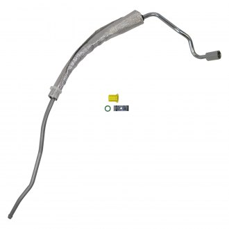 Gates® - Power Steering Return Line Hose Assembly - Intermediate Pipe