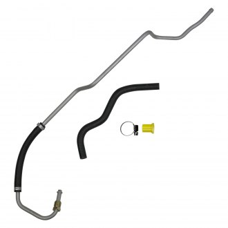 Gates® - Power Steering Return Line Hose Assembly - Gear To Pipe