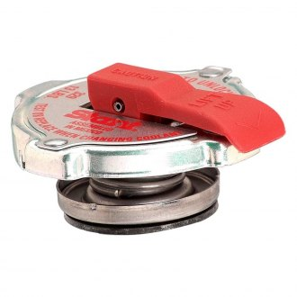 Gates® - Engine Coolant Safety Release Radiator Cap