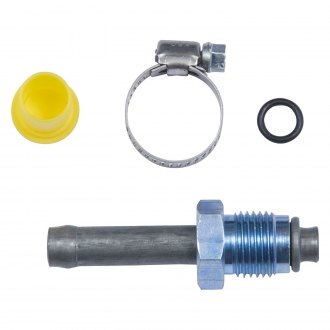 Gates® - Power Steering Pressure Line End Fitting - From Gear