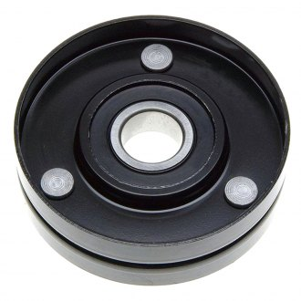 Gates® - DriveAlign™ Smooth/Backside Steel Drive Belt Idler Pulley