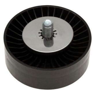 Gates® - DriveAlign™ Upper OE Performance Smooth/Backside Thermoplastic Drive Belt Idler Pulley