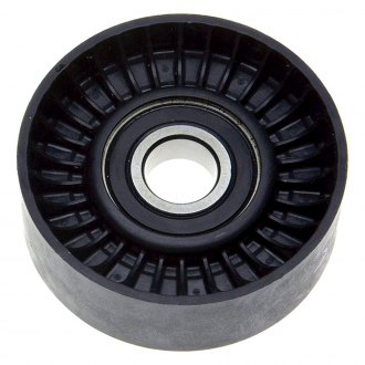 Gates® - DriveAlign™ Smooth /Backside Thermoplastic Drive Belt Idler Pulley