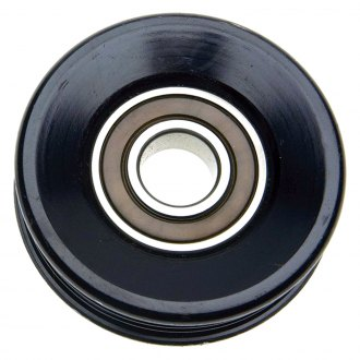 Gates® - DriveAlign™ V-Ribbed Grooved Steel Drive Belt Idler Pulley