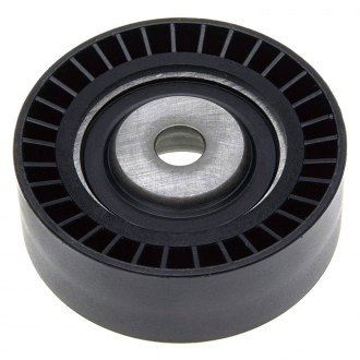 Gates® - DriveAlign™ Smooth/Backside Thermoplastic Drive Belt Idler Pulley