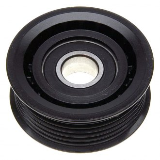 Gates® - DriveAlign™ V-Ribbed Grooved Thermoplastic Drive Belt Idler Pulley