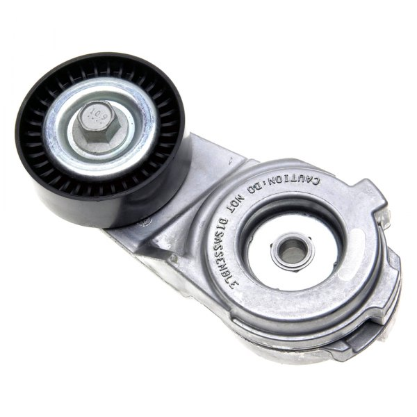 Tension Pulley Wont Move : Chrysler sebring tensioner pulley removal belt