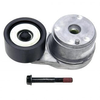 Gates® - Green Stripe™ DriveAlign™ Smooth/Backside Steel Heavy Duty Drive Belt Tensioner Assembly