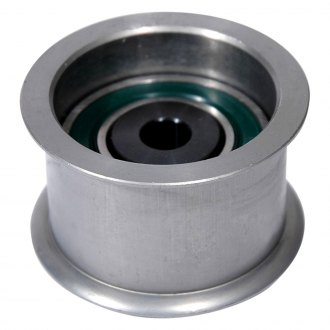 Gates® - PowerGrip™ Smooth/Backside Flanged Steel Timing Idler Pulley