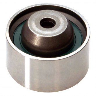 Gates® - PowerGrip™ Smooth/Backside Non-Flanged Steel Timing Idler Pulley