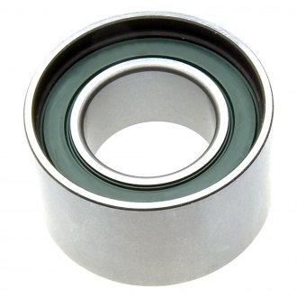Gates® - PowerGrip™ Smooth/Backside Non-Flanged Steel Timing Belt Tensioner Pulley