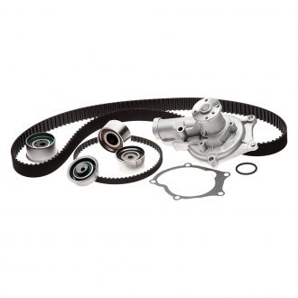 Gates® - PowerGrip™ OE Performance Timing Belt Component Kit with Water Pump