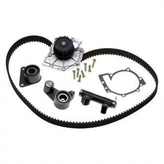 Gates® - PowerGrip™ OE Exact Timing Belt Component Kit with Water Pump