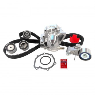 Gates® - OE Exact High Performance Timing Belt Component Kit with Water Pump