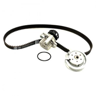 Gates® - PowerGrip™ Premium OE Timing Belt Component Kit with Water Pump