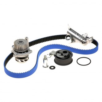 Gates® - Blue High Performance Timing Belt Component Kit with Water Pump