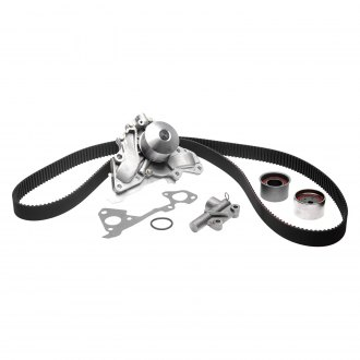 Gates® - OE Performance High Performance Timing Belt Component Kit with Water Pump