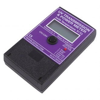 GDI Tools® - UV Meter with temperature