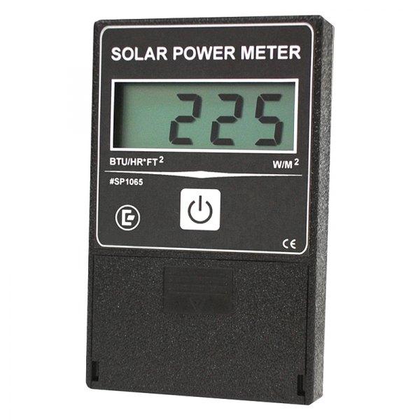 Power Meters For Solar Energy : Gdi tools gt sp digital btu solar power meter