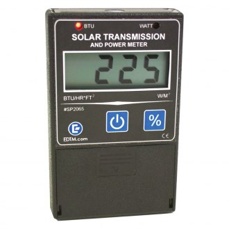 GDI Tools® - SP2065 Solar Transmission & Power Meter