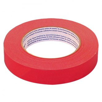 "GDI Tools® - 1"" Red Film Tape, 3 Pieces"