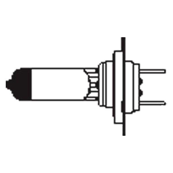 ge� - nighthawk™ bulb (h7)