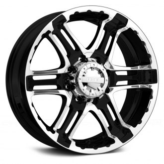 GEAR ALLOY® - 713MB Double Pump Gloss Black with Machined Face and Flange