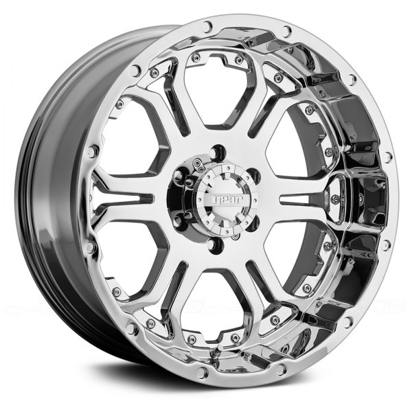 GEAR ALLOY® - 715C RECOIL Chrome