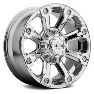 GEAR ALLOY® - 719C BACKCOUNTRY Chrome