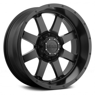 GEAR ALLOY® - 726B BIG BLOCK Satin Black