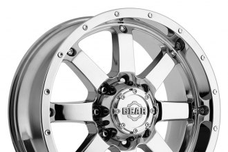 GEAR ALLOY® - 726C BIG BLOCK Chrome