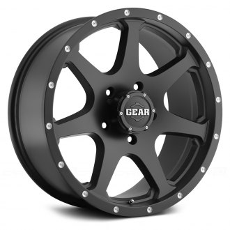 GEAR ALLOY® - 727MB SMOKE Satin Black