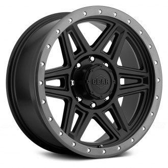 GEAR ALLOY® - 739B ENDURANCE Satin Black
