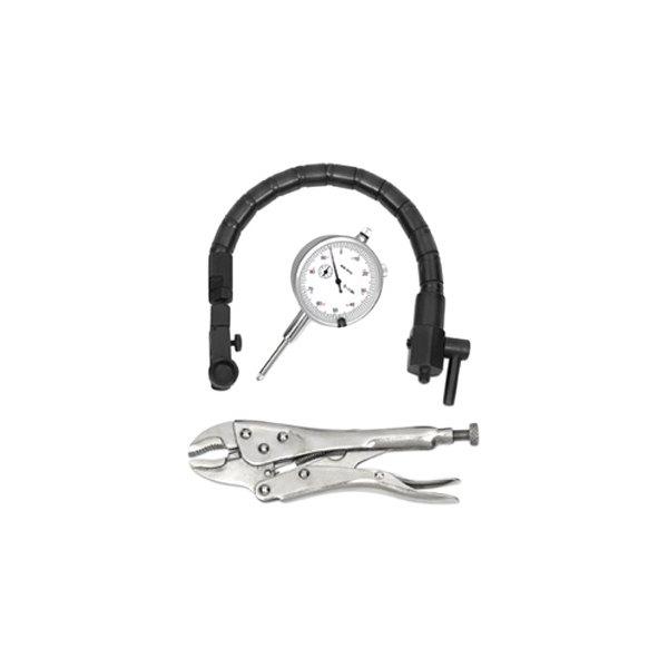 Brake Rotor Measuring Tool : Gearwrench gauge disc brake rotor