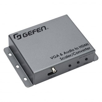 Gefen® - VGA and Audio to HD Scaler Converter