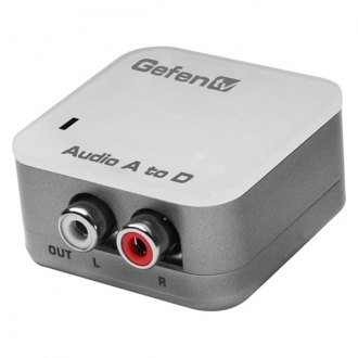 Gefen® - Analog to Digital Audio Adapter
