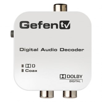 Gefen® - Digital Audio Decoder