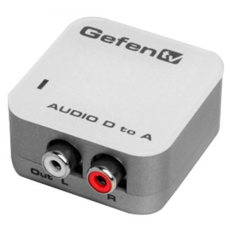 Gefen® - Digital to Analog Audio Adapter