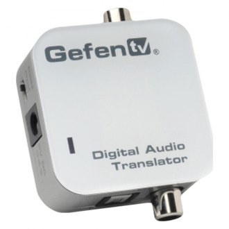 Gefen® - Digital Audio Translator