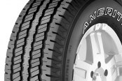GENERAL® - AMERITRAC Tire Protector Close-Up