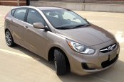 GENERAL® - G-MAX AS-03 Tire on Hyundai Accent