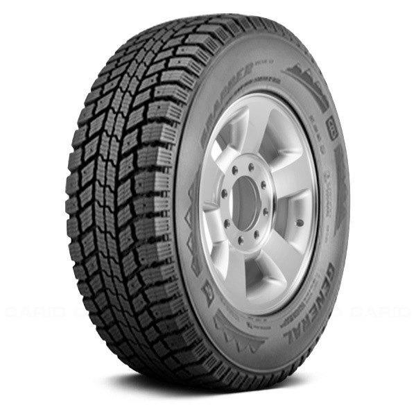 General At Tires >> General Tire Lt245 75r16 R Grabber Arctic Lt Winter Performance Ebay
