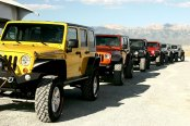 GENERAL® - Tires on Jeeps