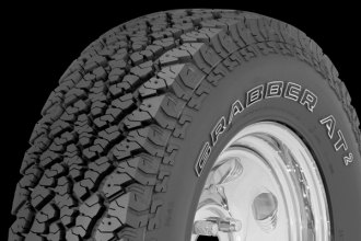 GENERAL TIRE® - GRABBER AT2 Tire Protector Close-Up