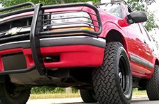 GENERAL® - GRABBER AT2 Tires on Chevy Blazer