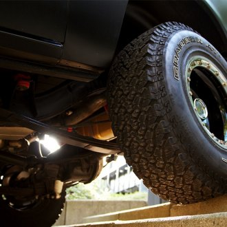 GENERAL® - GRABBER AT2 Tires on International Harvester Scout II